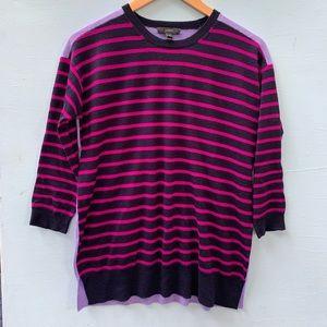 J.Crew Sweater - Lightweight Colorblock Pullover